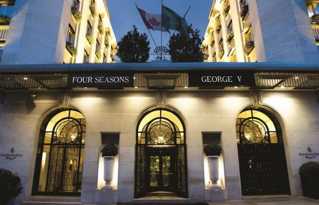 фото отеля Four Seasons Hotel George V изображение №1