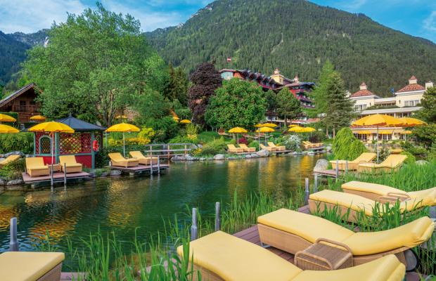 фотографии отеля Wellnessresidenz Alpenrose Superior Hotel изображение №91