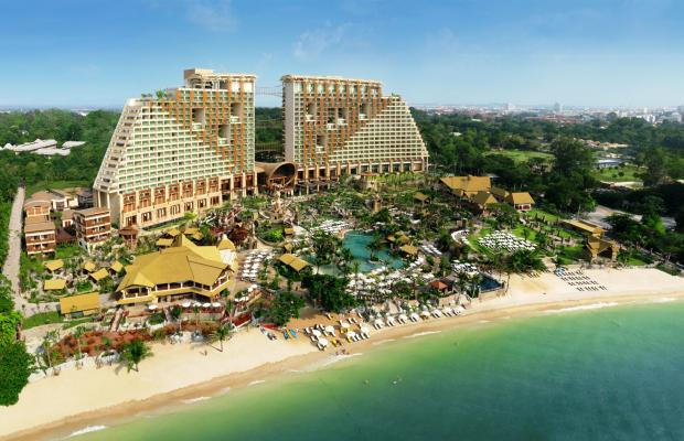 фото отеля Centara Grand Mirage Beach Resort (ex. Central Wong Amat Beach Resort) изображение №1