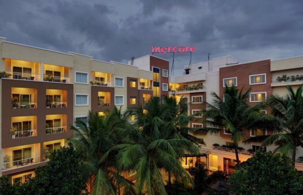 фотографии отеля Grand Mercure Bangalore изображение №47