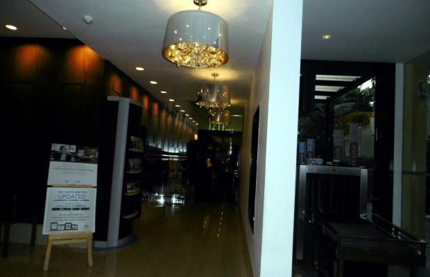 фотографии отеля Grand Mercure Bangalore изображение №31