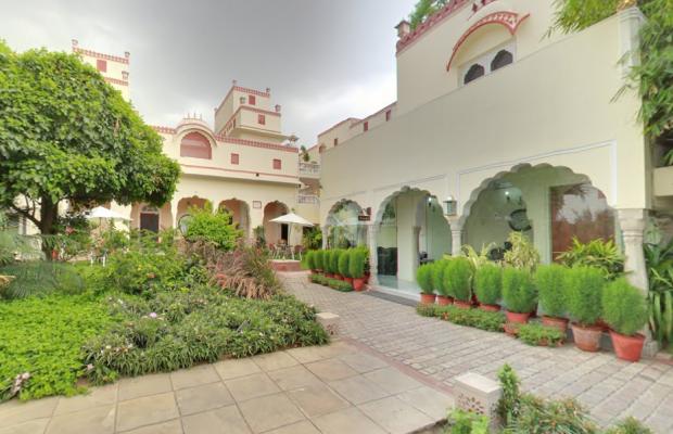 фотографии отеля Mandawa Haveli изображение №23