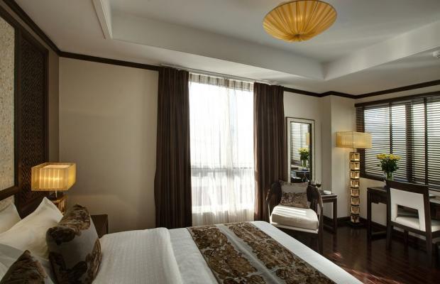 фото отеля Golden Lotus Luxury Hotel изображение №25