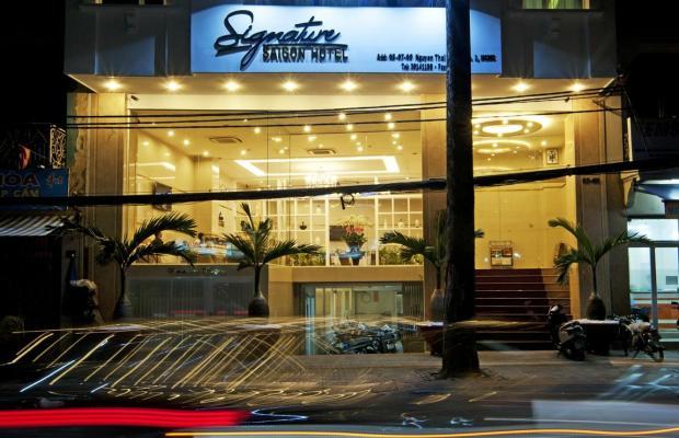 фотографии отеля Signature Saigon Hotel изображение №7