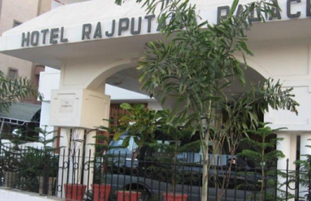 фото отеля Rajputana Palace изображение №17