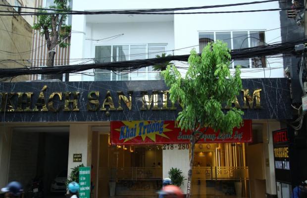 фото отеля Minh Tam Hotel and Spa (ex. Pearl Palace Hotel) изображение №1