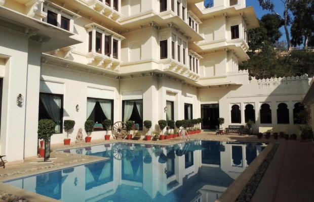 фотографии отеля Swaroop Vilas изображение №3