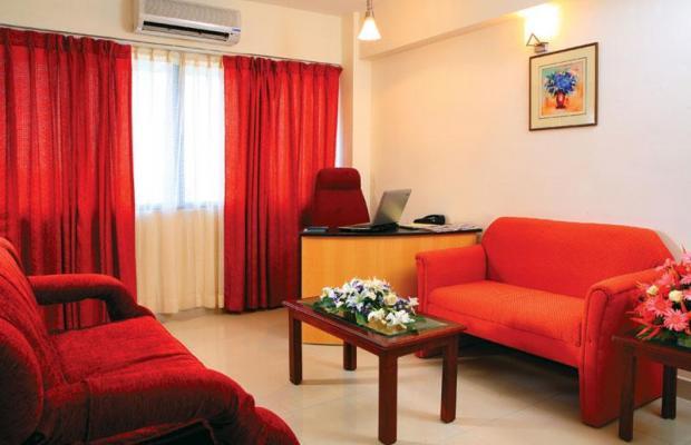 фото отеля The Capital (ех. Hotel Geeth International) изображение №17