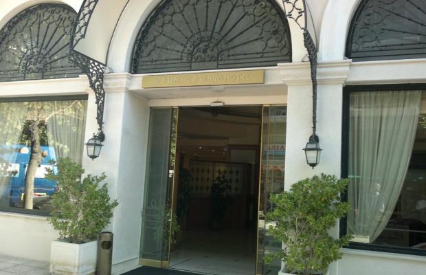 фото отеля Athens Atrium Hotel & Suites  изображение №1