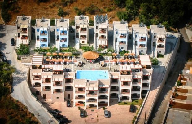 фотографии отеля Vathí Hotel изображение №23