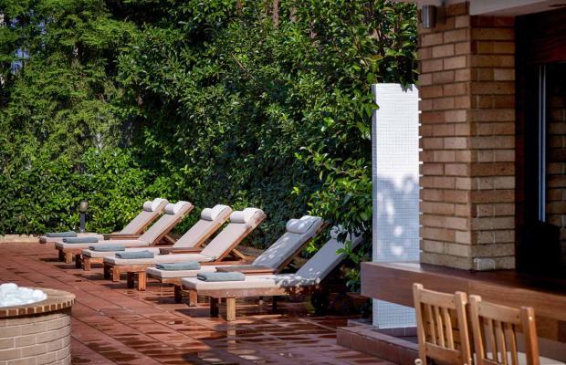 фотографии отеля The Blazer Suites Hotel изображение №7