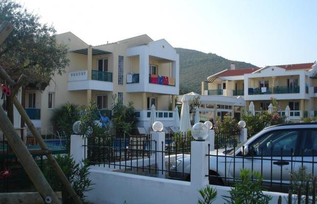 фотографии Aegean Sun Apartments изображение №4