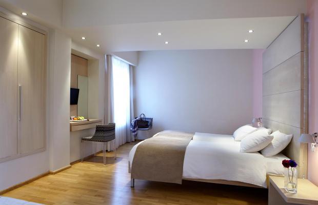 фотографии отеля Hotel Olympia изображение №11