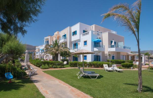 фотографии отеля Pyrgos Beach изображение №27