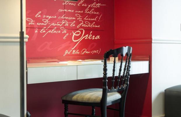 фотографии отеля Edouard VII изображение №3