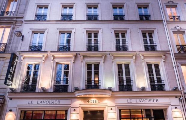 фотографии отеля Le Lavoisier изображение №3