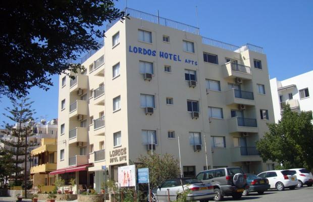 фотографии отеля Lordos Hotel Apts Limassol изображение №39