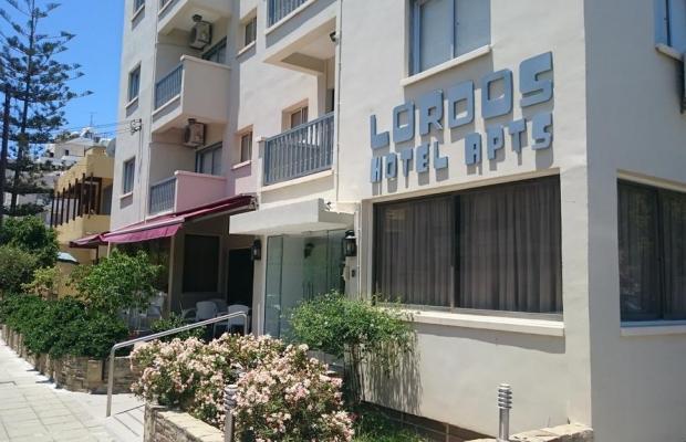 фотографии Lordos Hotel Apts Limassol изображение №16