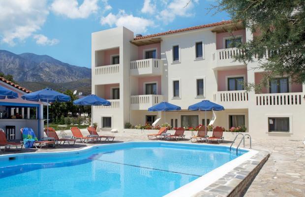фото отеля Aphrodite Hotel & Suites изображение №1