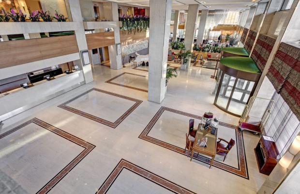 фото отеля Athens Ledra Hotel (ex. Athens Ledra Marriott) изображение №13
