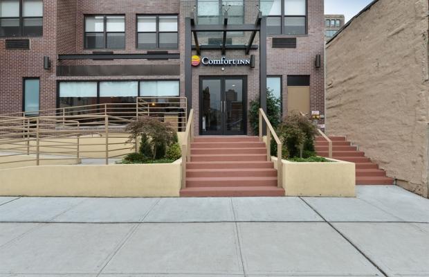 фото отеля Comfort Inn Midtown изображение №1