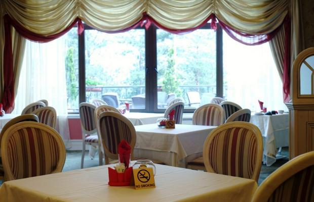 фото Maxi Park Hotel & SPA (Макси Парк Хотел & СПА) изображение №18