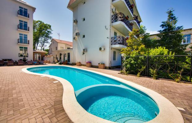 фото отеля Голубая лагуна (Blue Lagoon) изображение №1