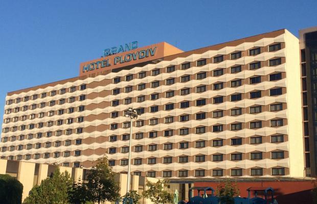 фото отеля Grand Hotel Plovdiv (ex. Novotel Plovdiv) изображение №1