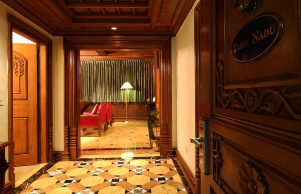 фотографии отеля Le Royal Meridien Chennai изображение №19