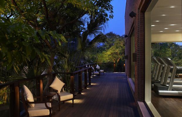 фотографии отеля ITC Mughal, A Luxury Collection (ex. Sheraton Mughal) изображение №27