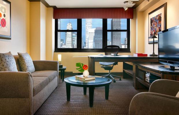 фотографии отеля Dumont NYC-an Affinia hotel  изображение №7