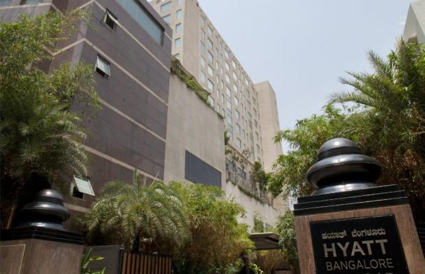 фотографии отеля Hyatt Bangalore MG Road (ex. Ista Bangalore) изображение №3