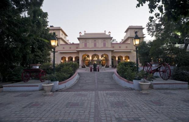 фотографии Narain Niwas Palace изображение №4
