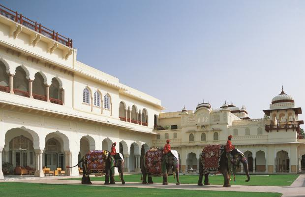 фото Taj Rambagh Palace (ex. Ram Bagh Palace) изображение №14