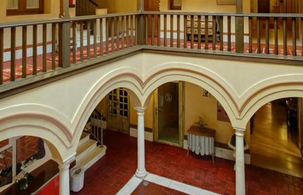 фотографии отеля Sacristia de Santa Ana изображение №11