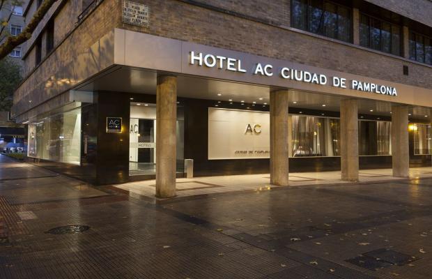 фото отеля AC Ciudad de Pamplona изображение №1