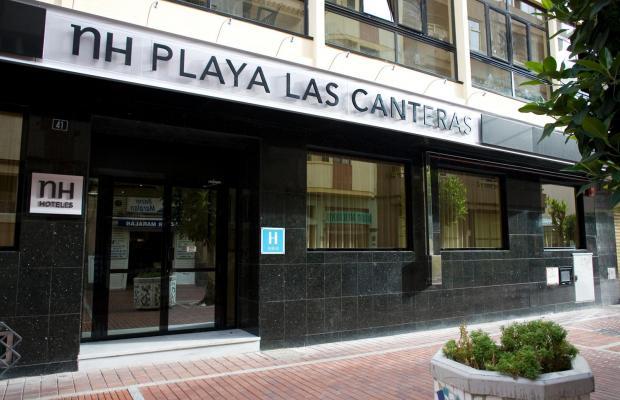 фото отеля NH Las Palmas Playa las Canteras изображение №25