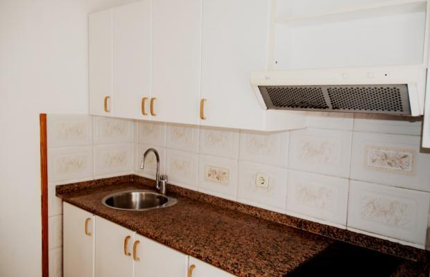 фотографии отеля Apartamentos Tamaran изображение №15