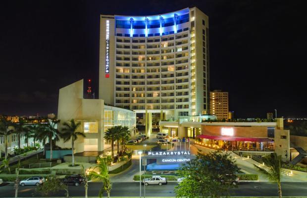 фотографии Krystal Urban Cancun (ex. B2b Malecon Plaza Hotel & Convention Center) изображение №24