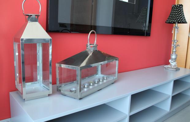 фото отеля Aparthotel Four Elements Suites изображение №13