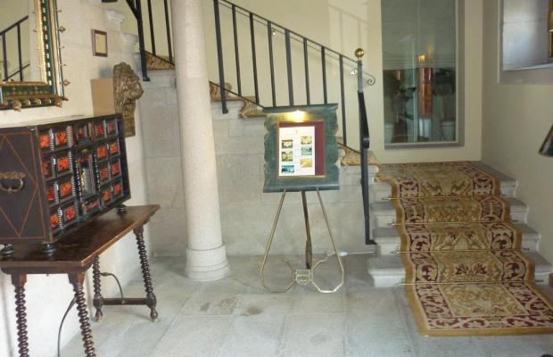 фотографии отеля Parador de Cambados изображение №3