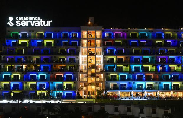 фотографии Hotel Servatur Casablanca изображение №24