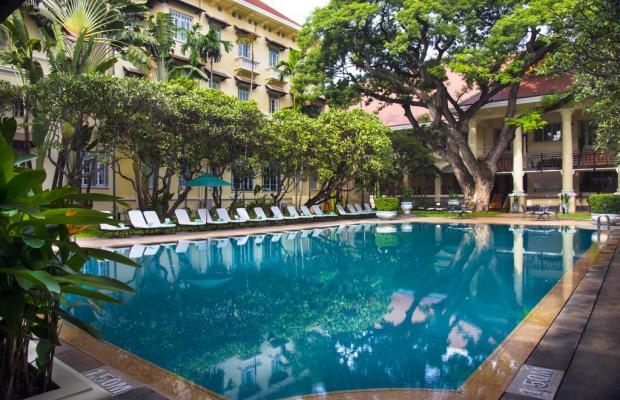 фотографии Raffles Hotel Le Royal изображение №20