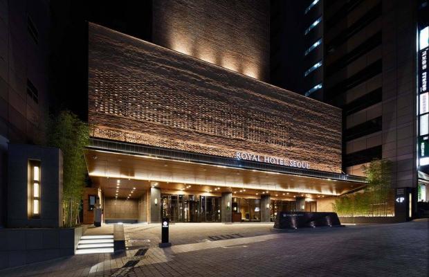 фотографии отеля Royal Hotel Seoul изображение №55