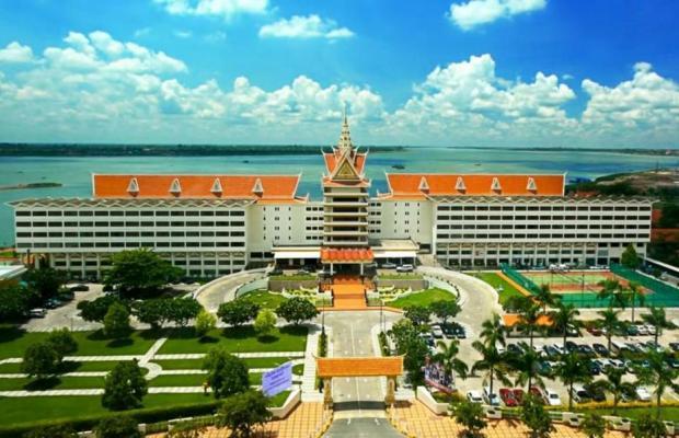 фотографии Cambodiana Hotel изображение №28