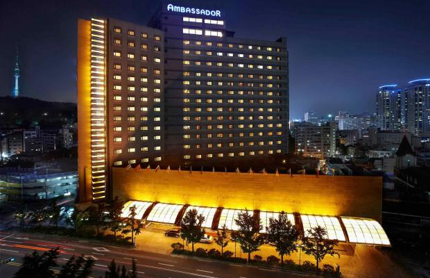фотографии Grand Ambassador Seoul associated with Pullman (ex. Sofitel Ambassador Seoul) изображение №48