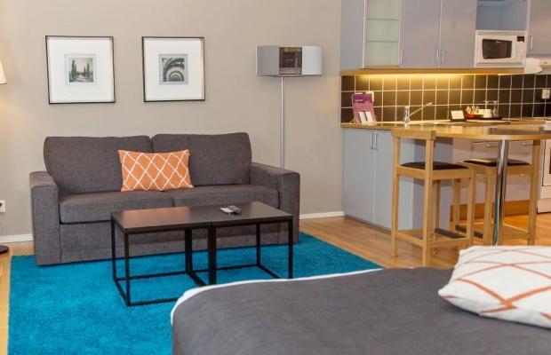 фотографии отеля Clarion Collection Hotel Odin изображение №11