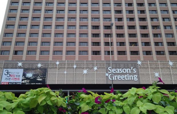 фото отеля Best Western Premier Seoul Garden Hotel (ex. Holiday Inn Seoul; The Seoul Garden Hotel) изображение №73