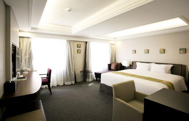 фотографии Best Western Premier Seoul Garden Hotel (ex. Holiday Inn Seoul; The Seoul Garden Hotel) изображение №48