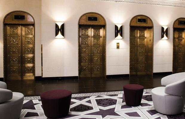 фотографии Stewart Hotel (ex. Affinia Manhattan) изображение №12